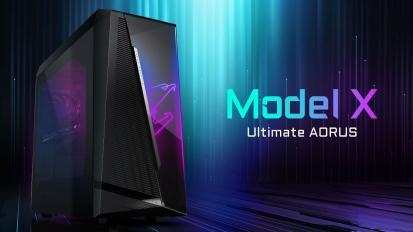 A Gigabyte bejelentette az AORUS Model X és Model S gaming PC-ket