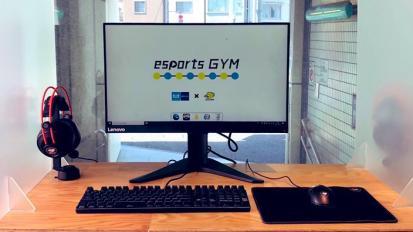 Nemsokára nyit a világ első e-sport edzőterme