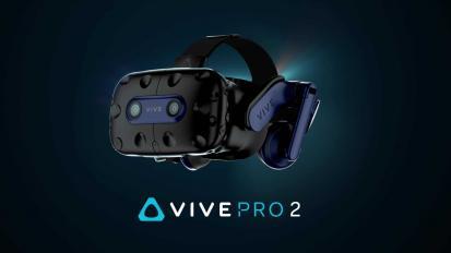 A HTC bejelentette a VIVE Pro 2-t