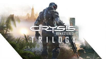 Bejelentették a Crysis Remastered Trilogyt