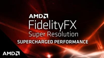 Még ebben a hónapban befut az AMD FidelityFX Super Resolution