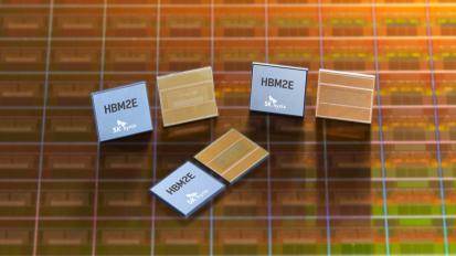 A 665 GB/s sávszélességet is elérheti az SK Hynix HBM3 memóriája