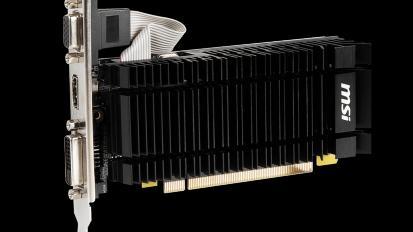 Visszatért a GeForce GT 730