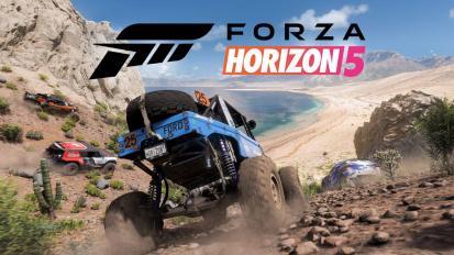 Bejelentették a Forza Horizon 5-öt