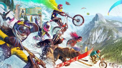 Még idén megjelenik a Ubisoft-féle Riders Republic