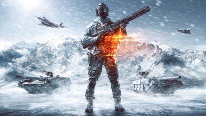 A Battlefield 2042 leleplezését követően megnőtt a 4. rész népszerűsége