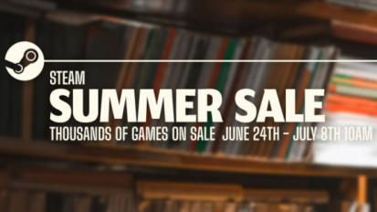 Elindult a Steam nagy nyári vására