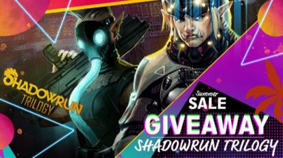 Shadowrun Trilogy is free for a limited time
