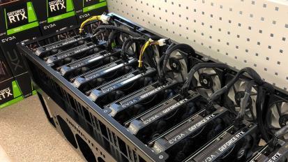 GPU-k ezrei árasztották el a kínai használtpiacot