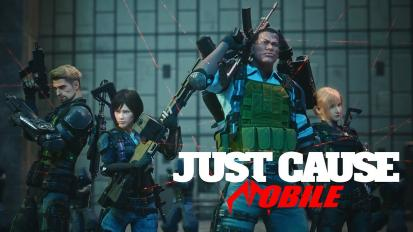 Később jelenik meg a Just Cause: Mobile