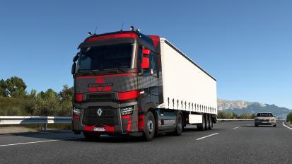 Hamarosan érkezik az Euro Truck Simulator 2 multiplayer módja
