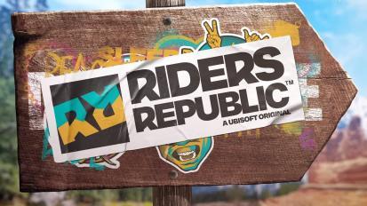 Másfél hónappal később jelenik meg a Riders Republic