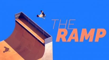 The Ramp: minimalista, relaxáló gördeszkás élmény