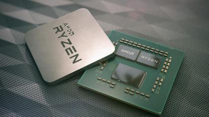 Új Zen 2 CPU-kkal állhat elő az AMD