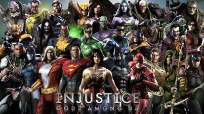 Animációs film készül az Injustice: Gods Among Usból
