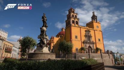 Forza Horizon 5: Mexikó tájegységeit bemutató screenshotok érkeztek