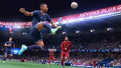 Játékmenet-előzetest kaptak a FIFA 22 next-gen újdonságai
