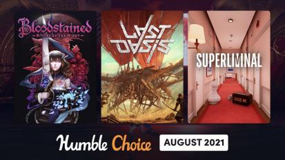 Bloodstained: Ritual of the Night és Last Oasis az augusztusi Humble Choice-ban