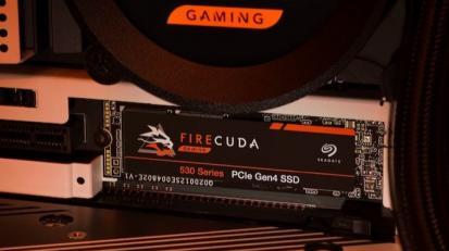 A Seagate FireCuda 530 lesz az első PS5-kompatibilis SSD a piacon