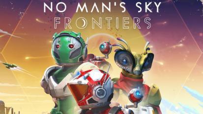Megjelent a No Man's Sky legújabb kiegészítője, a Frontiers