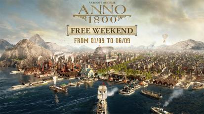Ingyenesen kipróbálható az Anno 1800