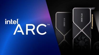 Felbukkant az 512 EU-s Intel Arc Alchemist mobil GPU benchmarkja