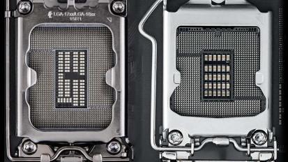 Képen az Intel LGA 1700