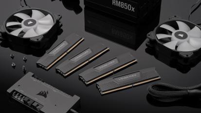 A Corsair leleplezte a Vengeance DDR5 memóriamodulokat