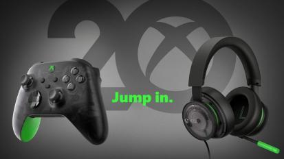 Különleges Xbox-kontroller és headset érkezik az Xbox 20. évfordulójára