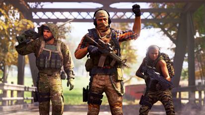 Határozatlan időre elhalasztották a Ghost Recon Frontline zárt tesztjét