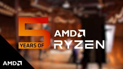 2022 elején jönnek a 3D V-Cache AMD Zen 3 CPU-k
