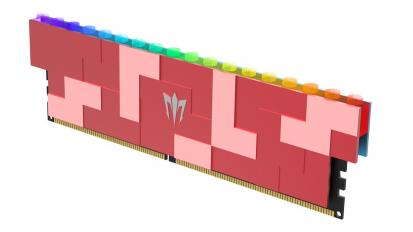 A GALAX GAMER RGB DDR5 szériát LEGO-val tehetjük egyedivé