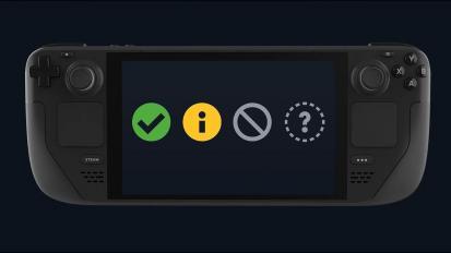 Steam Deck: a Valve leellenőrzi az összes Steames játék kompatibilitását