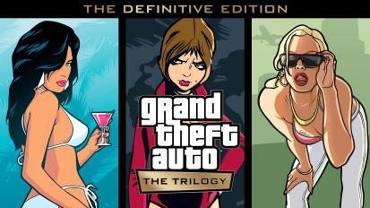 GTA Trilogy Definitive Edition: trailert és megjelenési dátumot is kaptunk