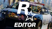 GTA V PC - Rockstar Editor cover