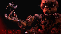 Jön a Five Nights at Freddy's 4 cover