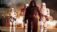 Star Wars: The Force Awakens - new photos released cover