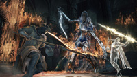 Dark Souls III screenshots released cover