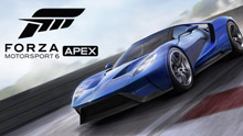 Free-to-play Forza Motorsport 6: Apex coming to PC cover