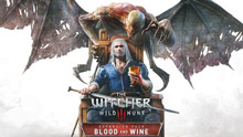 Képeken a Witcher 3: Blood and Wine DLC-je cover