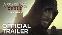 The first trailer for Assassin's Creed movie released