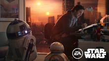 Több Star Wars játék is készül az EA háza táján cover