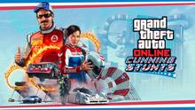 Trackmania-szerű pályák a GTA Online-ban