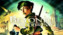 Ubisoft's next free PC game is Beyond Good and Evil cover