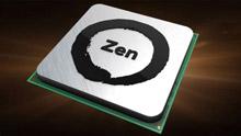 2017 elején érkeznek az AMD Zen processzorai