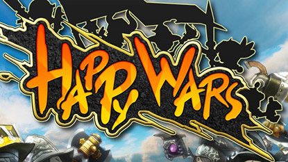 Happy Wars coming to Windows 10 cover