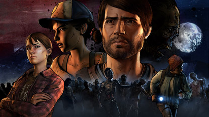 Decemberben jelenik meg a Telltale-féle The Walking Dead 3. évada cover