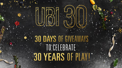 Ubisoft giving away free gifts everyday