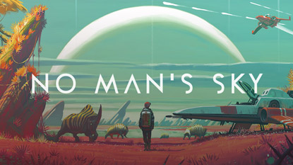 No Man's Sky soon getting 'The Foundation Update' cover