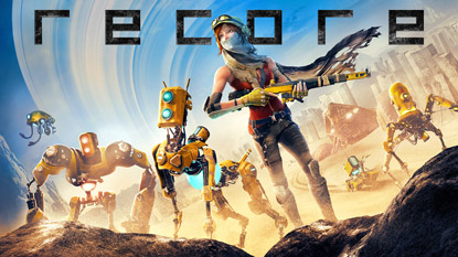 ReCore to get HDR support in 2017 cover